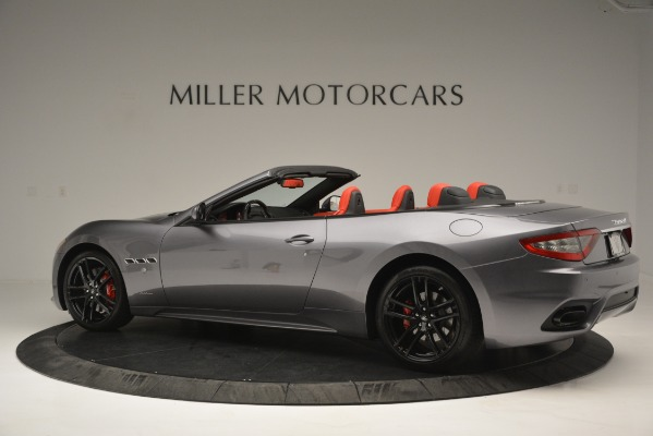 Used 2018 Maserati GranTurismo Sport for sale Sold at McLaren Greenwich in Greenwich CT 06830 4