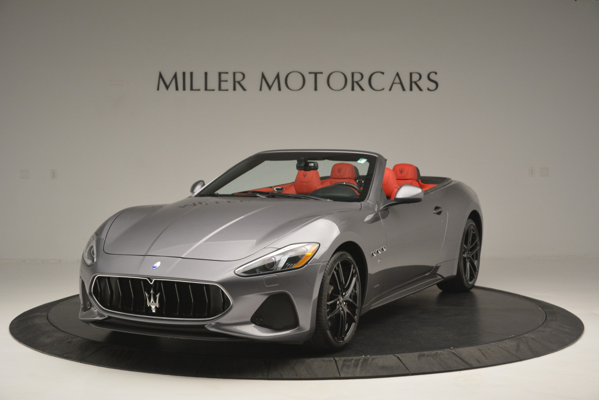 Used 2018 Maserati GranTurismo Sport for sale Sold at McLaren Greenwich in Greenwich CT 06830 1
