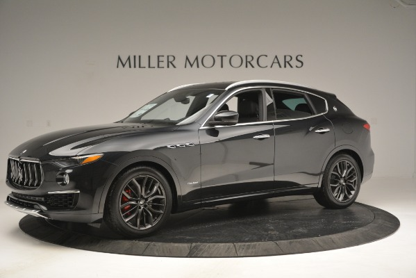 New 2019 Maserati Levante Q4 GranLusso for sale Sold at McLaren Greenwich in Greenwich CT 06830 2