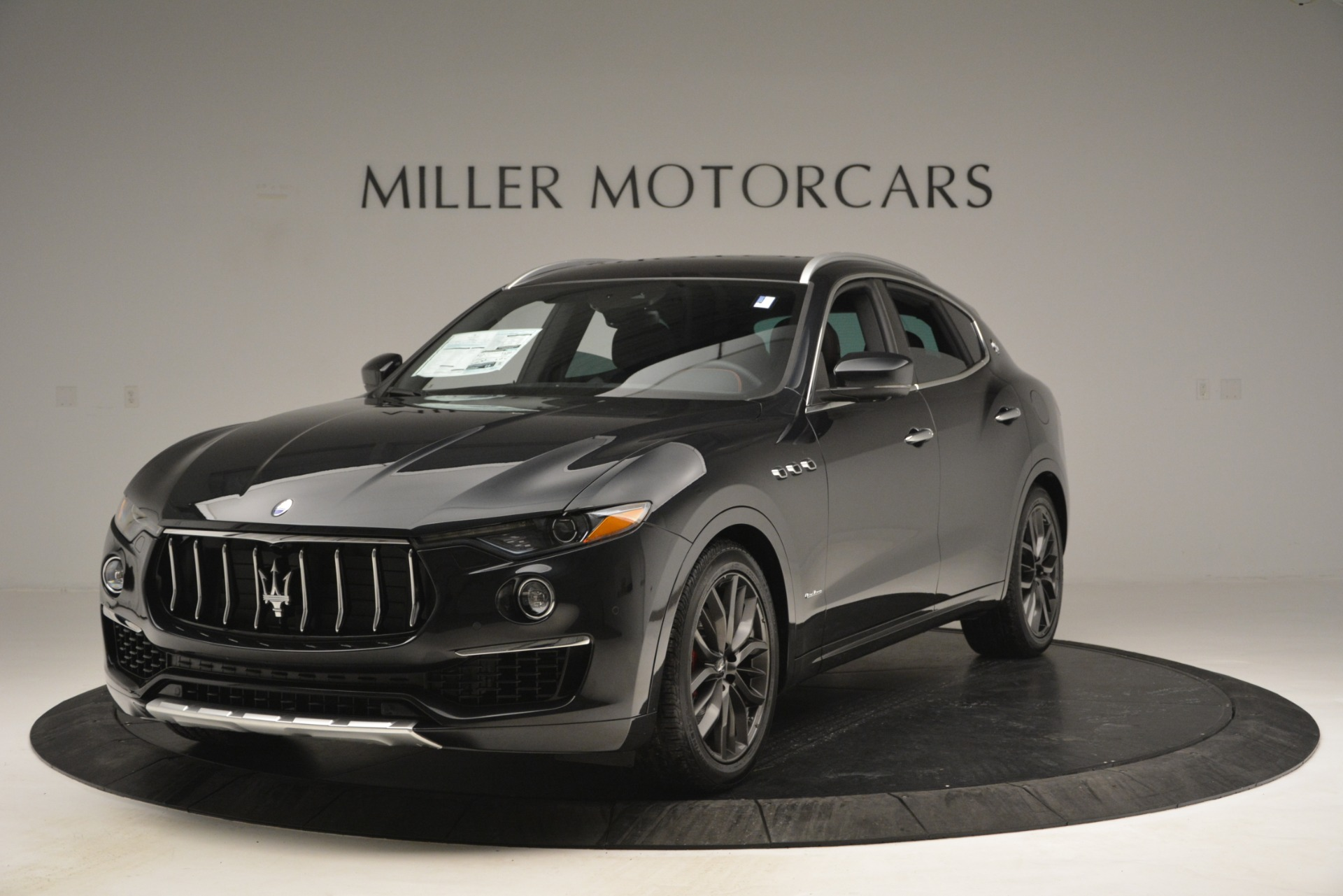New 2019 Maserati Levante Q4 GranLusso for sale Sold at McLaren Greenwich in Greenwich CT 06830 1