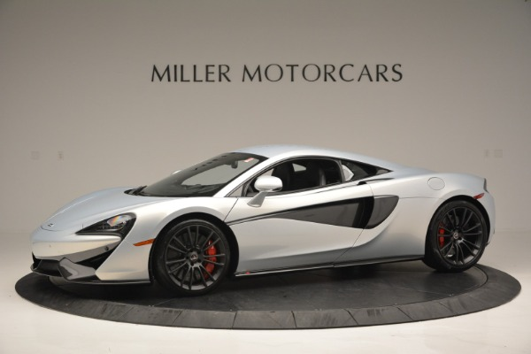 Used 2017 McLaren 570S Coupe for sale Sold at McLaren Greenwich in Greenwich CT 06830 2