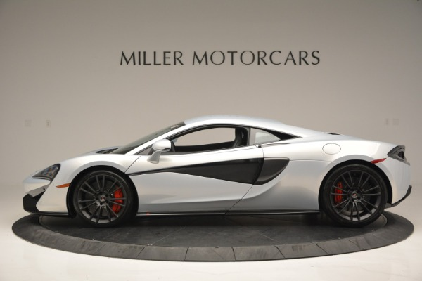 Used 2017 McLaren 570S for sale $159,900 at McLaren Greenwich in Greenwich CT 06830 3