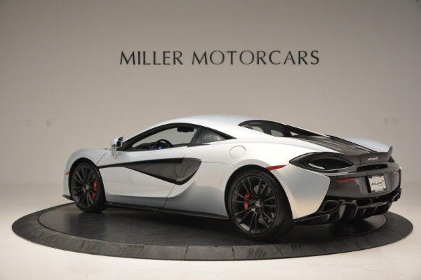 Used 2017 McLaren 570S for sale $159,900 at McLaren Greenwich in Greenwich CT 06830 4