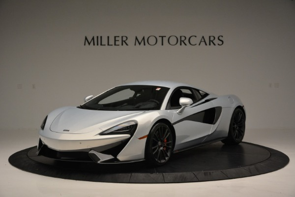 Used 2017 McLaren 570S Coupe for sale Sold at McLaren Greenwich in Greenwich CT 06830 1