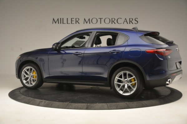 New 2019 Alfa Romeo Stelvio SPORT AWD for sale Sold at McLaren Greenwich in Greenwich CT 06830 4