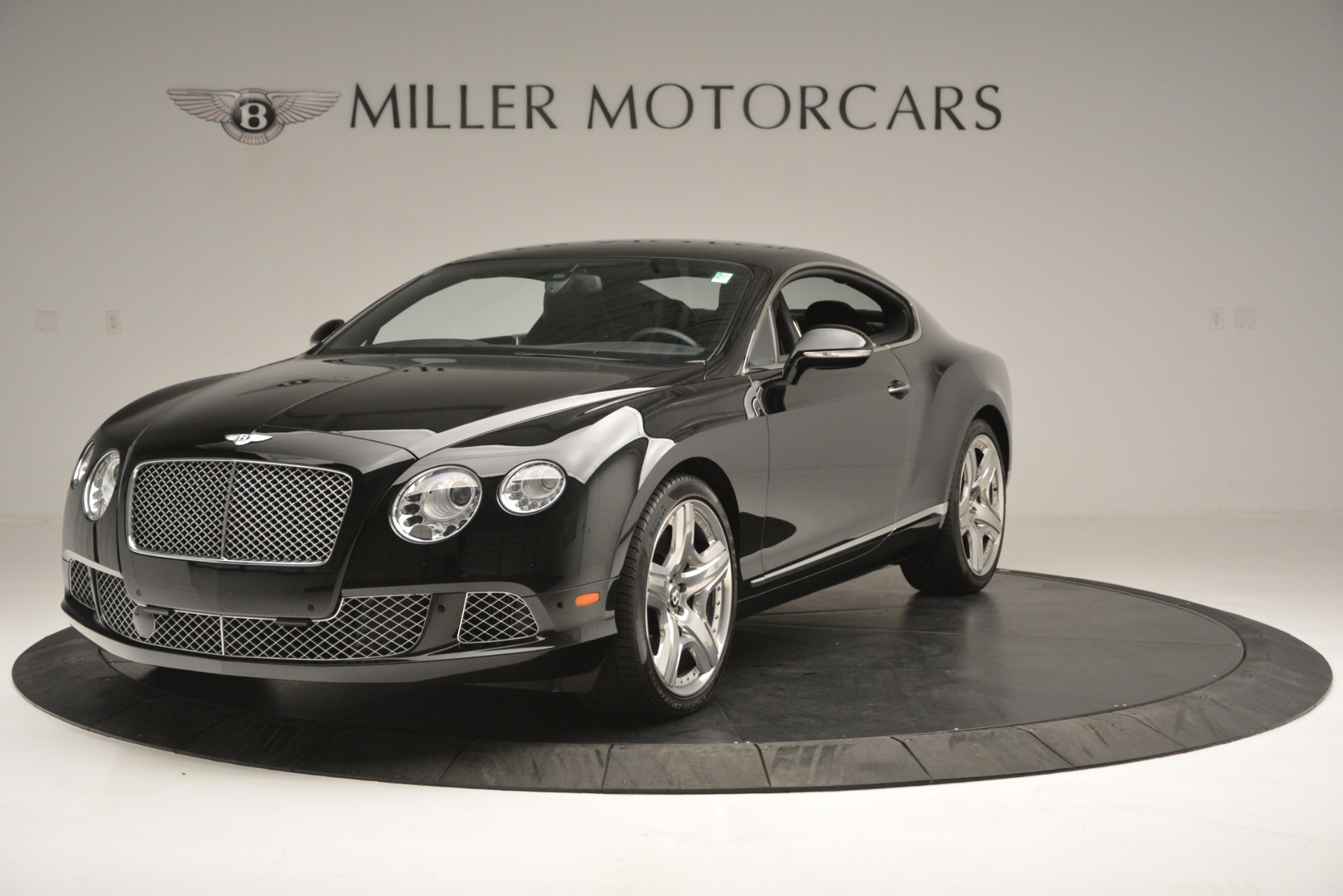 Used 2012 Bentley Continental GT W12 for sale Sold at McLaren Greenwich in Greenwich CT 06830 1