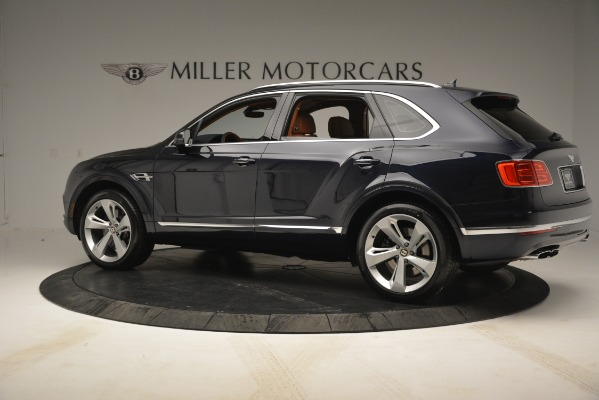 New 2019 Bentley Bentayga V8 for sale Sold at McLaren Greenwich in Greenwich CT 06830 4