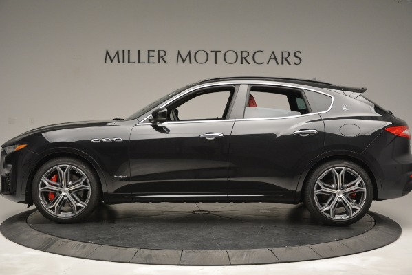 New 2019 Maserati Levante S Q4 GranSport for sale Sold at McLaren Greenwich in Greenwich CT 06830 3