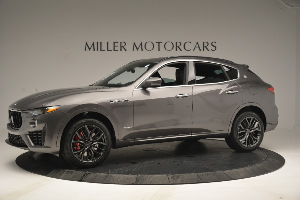 New 2019 Maserati Levante S Q4 GranSport for sale Sold at McLaren Greenwich in Greenwich CT 06830 2