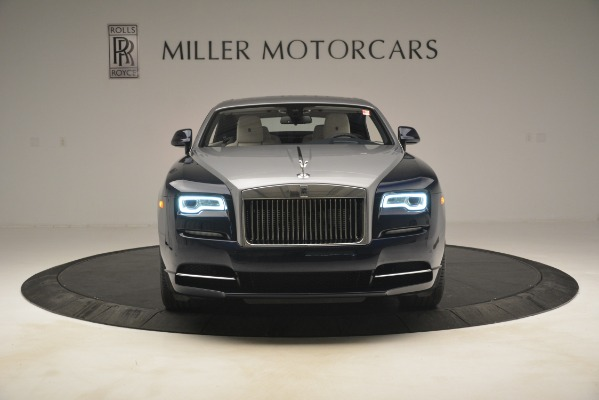 New 2019 Rolls-Royce Wraith for sale Sold at McLaren Greenwich in Greenwich CT 06830 2