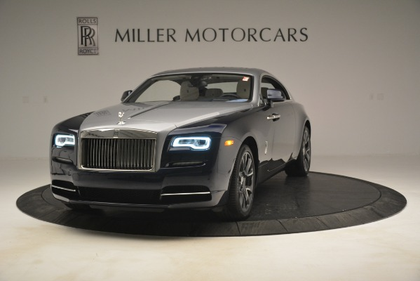 New 2019 Rolls-Royce Wraith for sale Sold at McLaren Greenwich in Greenwich CT 06830 1