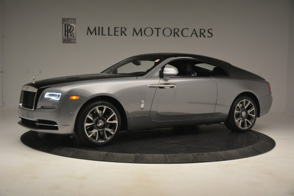 New 2019 Rolls-Royce Wraith for sale Sold at McLaren Greenwich in Greenwich CT 06830 3