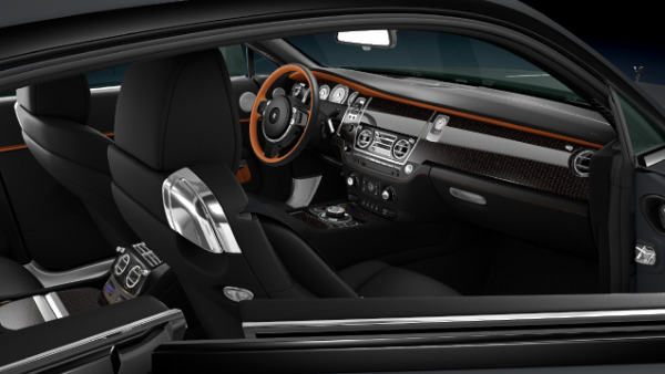 New 2019 Rolls-Royce Wraith Black Badge for sale Sold at McLaren Greenwich in Greenwich CT 06830 4