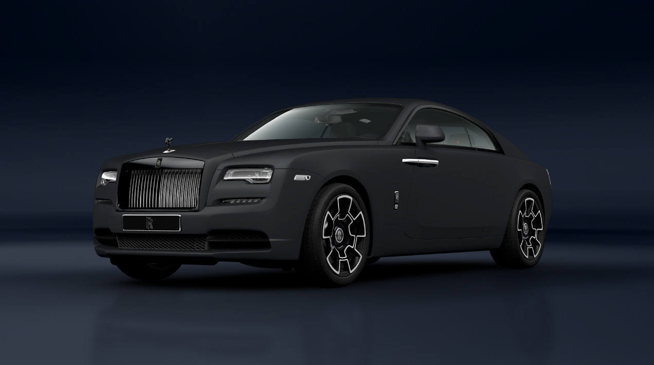 New 2019 Rolls-Royce Wraith Black Badge for sale Sold at McLaren Greenwich in Greenwich CT 06830 1