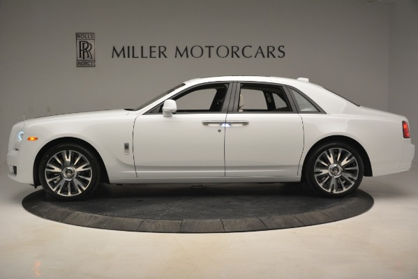 Used 2019 Rolls-Royce Ghost for sale $299,900 at McLaren Greenwich in Greenwich CT 06830 3