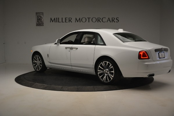 Used 2019 Rolls-Royce Ghost for sale $299,900 at McLaren Greenwich in Greenwich CT 06830 4