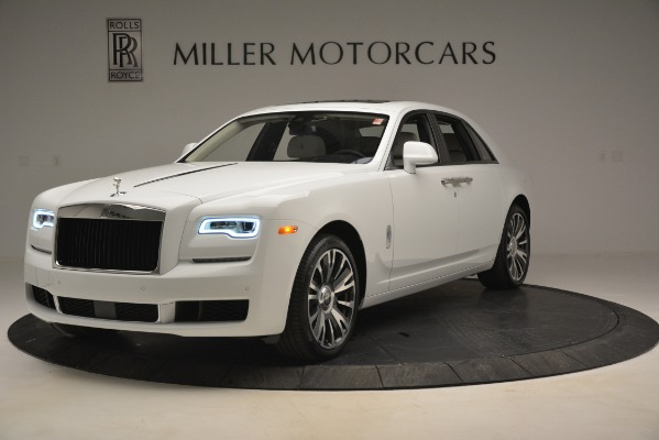 Used 2019 Rolls-Royce Ghost for sale $299,900 at McLaren Greenwich in Greenwich CT 06830 1