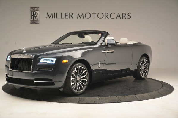New 2019 Rolls-Royce Dawn for sale Sold at McLaren Greenwich in Greenwich CT 06830 3