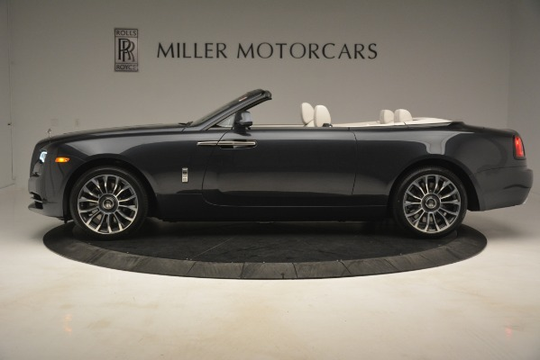 New 2019 Rolls-Royce Dawn for sale Sold at McLaren Greenwich in Greenwich CT 06830 4