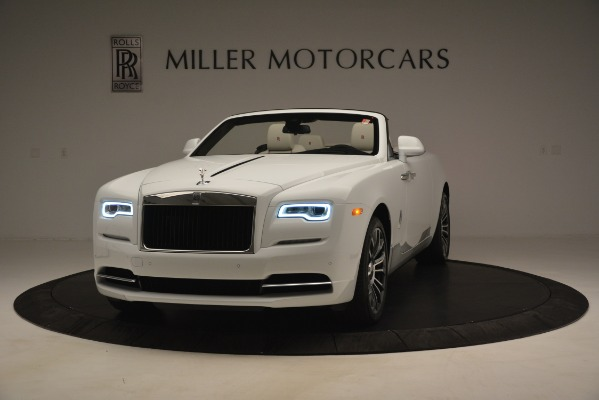 Used 2019 Rolls-Royce Dawn for sale $389,900 at McLaren Greenwich in Greenwich CT 06830 2