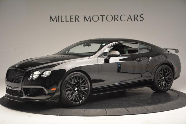 Used 2015 Bentley Continental GT GT3-R for sale Sold at McLaren Greenwich in Greenwich CT 06830 2