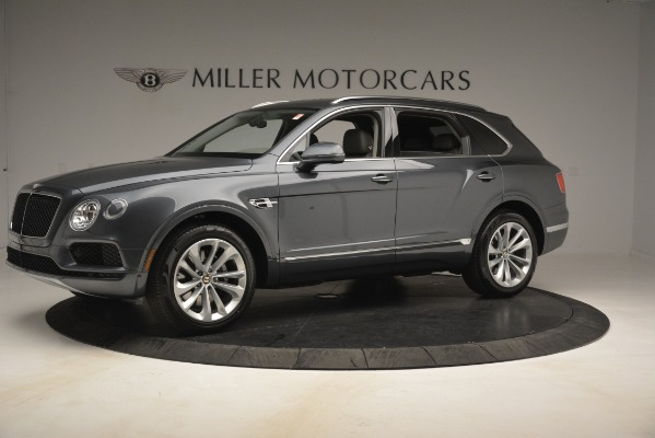 New 2019 Bentley Bentayga V8 for sale Sold at McLaren Greenwich in Greenwich CT 06830 2