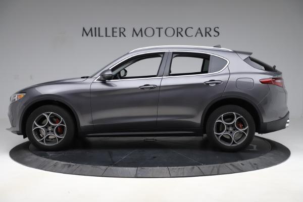 Used 2019 Alfa Romeo Stelvio Q4 for sale Sold at McLaren Greenwich in Greenwich CT 06830 3