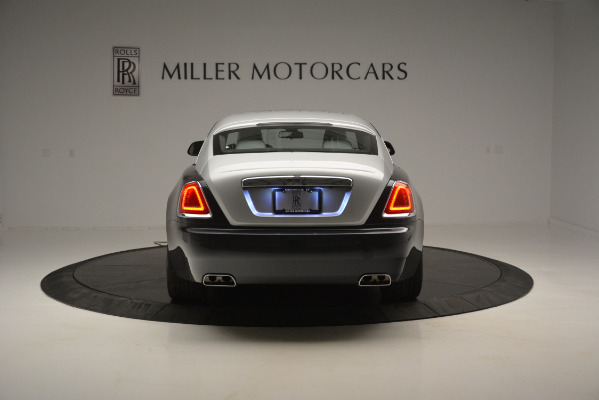 Used 2015 Rolls-Royce Wraith for sale Sold at McLaren Greenwich in Greenwich CT 06830 4