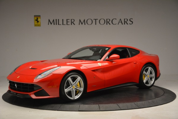 Used 2015 Ferrari F12 Berlinetta for sale Sold at McLaren Greenwich in Greenwich CT 06830 2