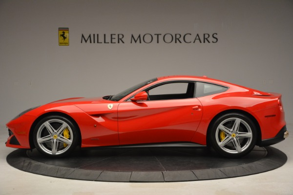Used 2015 Ferrari F12 Berlinetta for sale Sold at McLaren Greenwich in Greenwich CT 06830 3