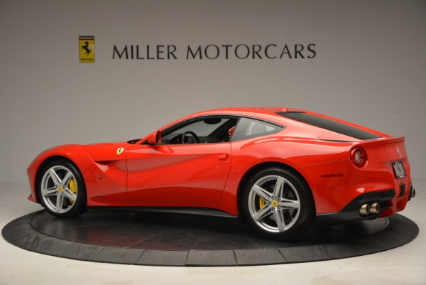 Used 2015 Ferrari F12 Berlinetta for sale Sold at McLaren Greenwich in Greenwich CT 06830 4