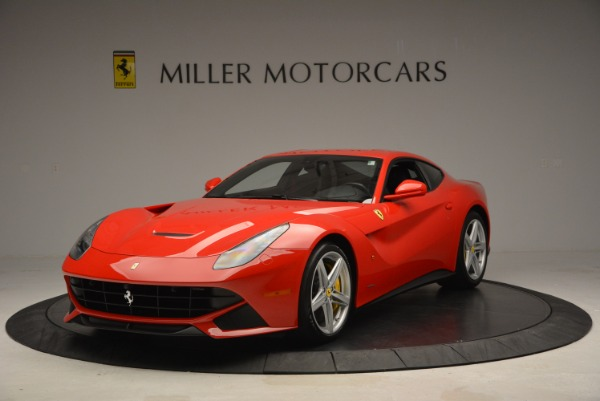 Used 2015 Ferrari F12 Berlinetta for sale Sold at McLaren Greenwich in Greenwich CT 06830 1
