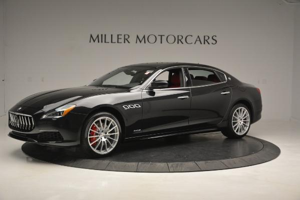 New 2019 Maserati Quattroporte S Q4 GranLusso for sale Sold at McLaren Greenwich in Greenwich CT 06830 2
