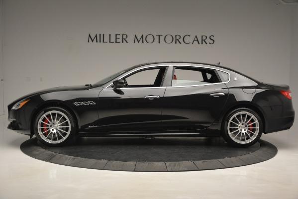 New 2019 Maserati Quattroporte S Q4 GranLusso for sale Sold at McLaren Greenwich in Greenwich CT 06830 3