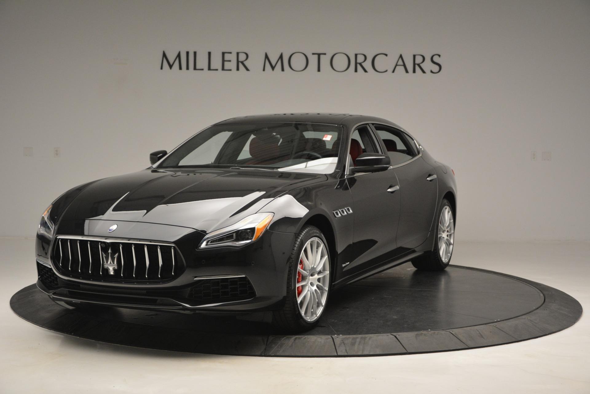 New 2019 Maserati Quattroporte S Q4 GranLusso for sale Sold at McLaren Greenwich in Greenwich CT 06830 1