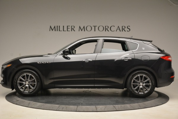 Used 2019 Maserati Levante Q4 for sale Sold at McLaren Greenwich in Greenwich CT 06830 2