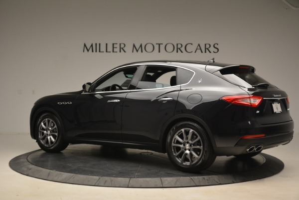 Used 2019 Maserati Levante Q4 for sale Sold at McLaren Greenwich in Greenwich CT 06830 3