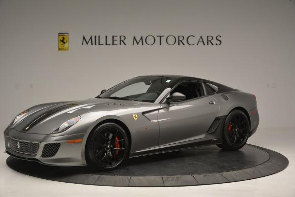 Used 2011 Ferrari 599 GTO for sale Sold at McLaren Greenwich in Greenwich CT 06830 2