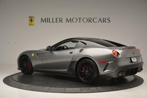 Used 2011 Ferrari 599 GTO for sale Sold at McLaren Greenwich in Greenwich CT 06830 4