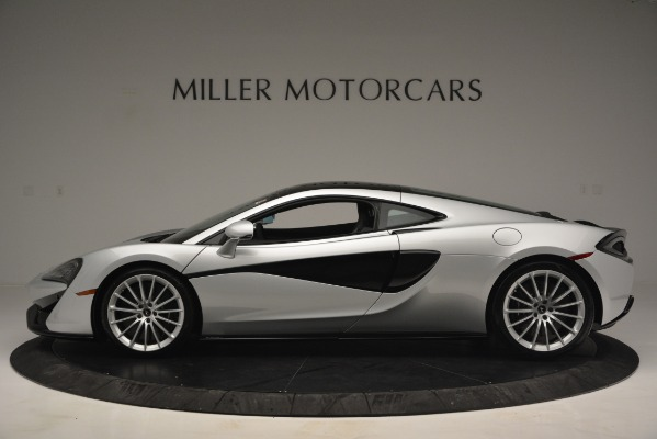 New 2019 McLaren 570GT Coupe for sale Sold at McLaren Greenwich in Greenwich CT 06830 3