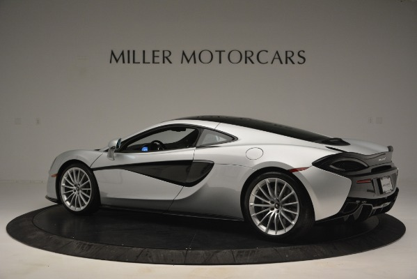 New 2019 McLaren 570GT Coupe for sale Sold at McLaren Greenwich in Greenwich CT 06830 4