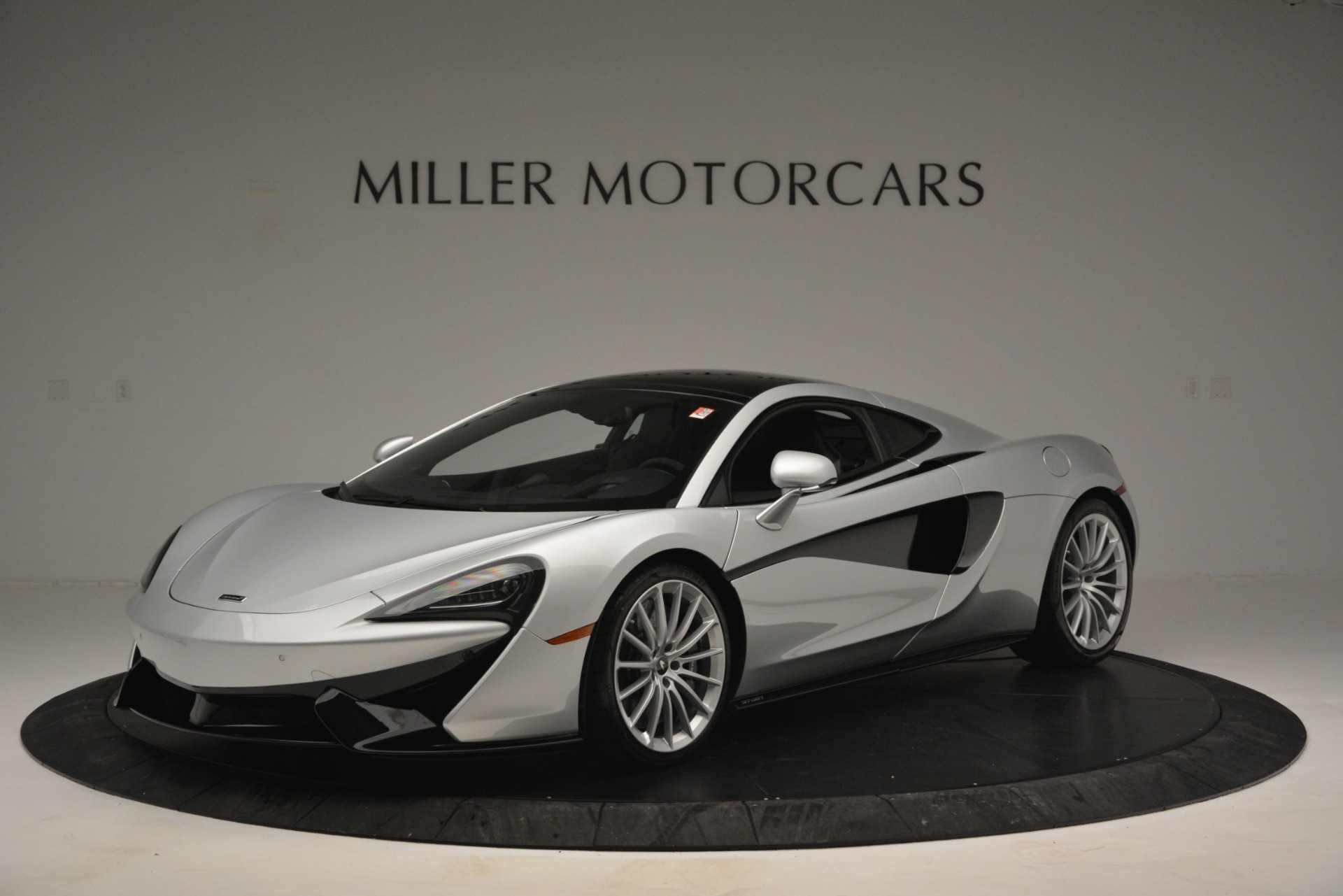 New 2019 McLaren 570GT Coupe for sale Sold at McLaren Greenwich in Greenwich CT 06830 1
