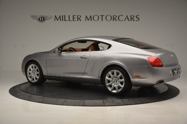 Used 2005 Bentley Continental GT GT Turbo for sale Sold at McLaren Greenwich in Greenwich CT 06830 4