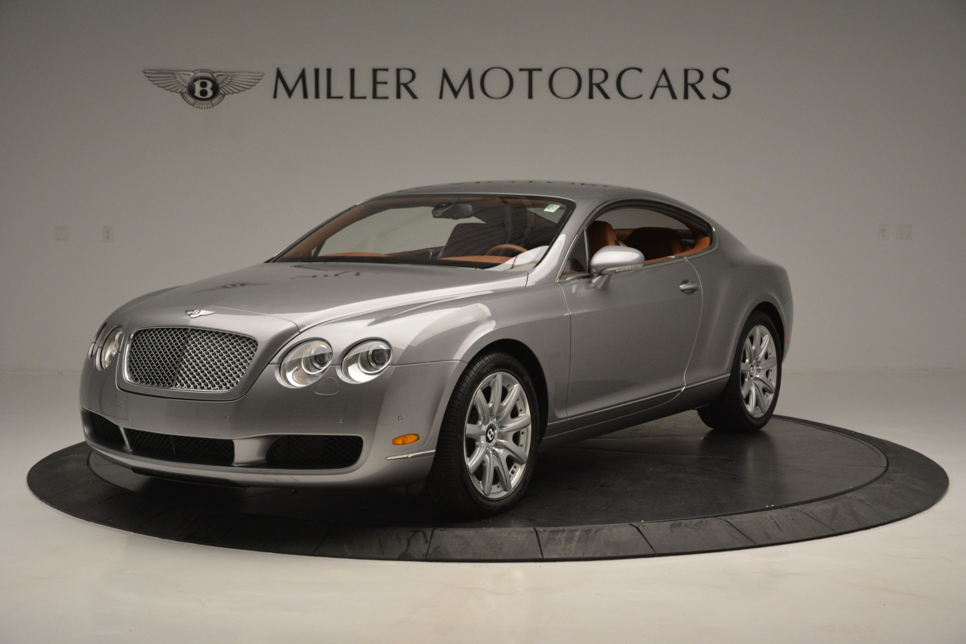 Used 2005 Bentley Continental GT GT Turbo for sale Sold at McLaren Greenwich in Greenwich CT 06830 1