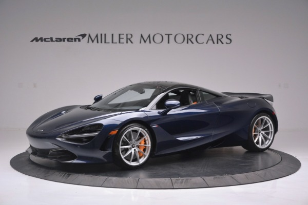 New 2019 McLaren 720S Coupe for sale Sold at McLaren Greenwich in Greenwich CT 06830 1