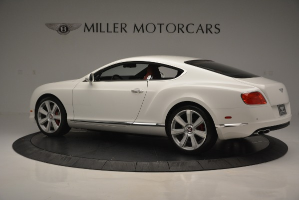 Used 2015 Bentley Continental GT V8 for sale Sold at McLaren Greenwich in Greenwich CT 06830 4