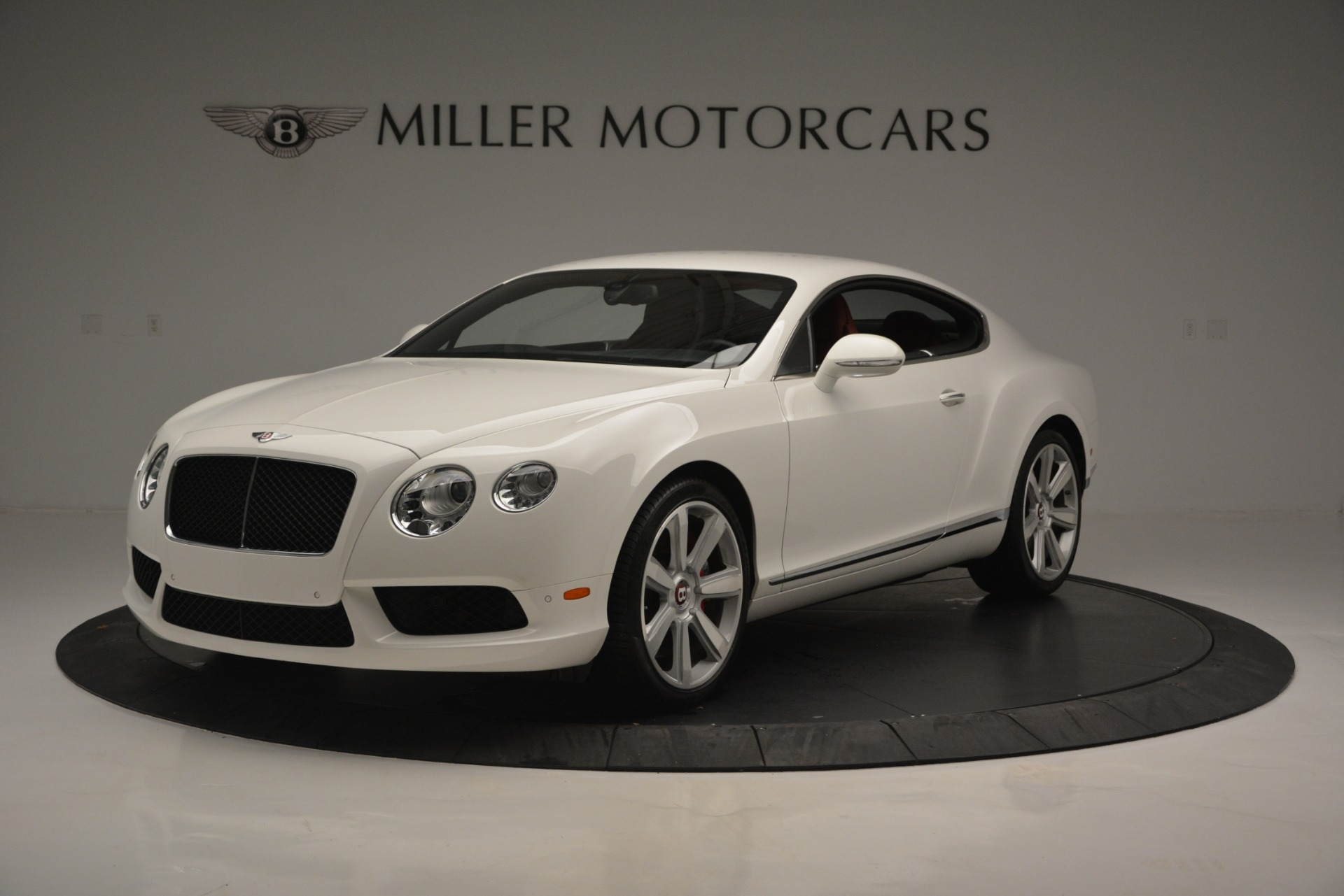 Used 2015 Bentley Continental GT V8 for sale Sold at McLaren Greenwich in Greenwich CT 06830 1