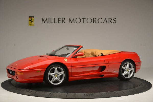Used 1997 Ferrari 355 Spider 6-Speed Manual for sale Sold at McLaren Greenwich in Greenwich CT 06830 2