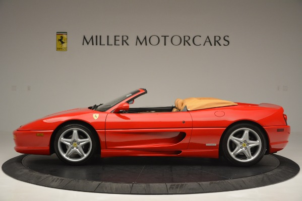 Used 1997 Ferrari 355 Spider 6-Speed Manual for sale Sold at McLaren Greenwich in Greenwich CT 06830 3