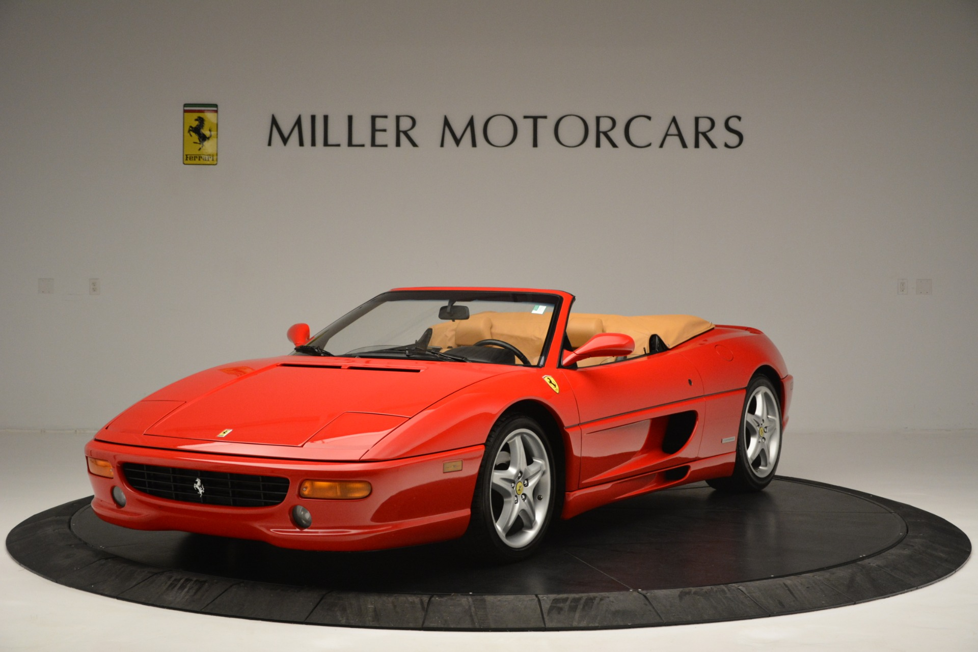 Used 1997 Ferrari 355 Spider 6-Speed Manual for sale Sold at McLaren Greenwich in Greenwich CT 06830 1